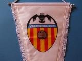 Fanion fotbal - VALENCIA CF (Spania) dimensiuni mari