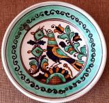 KOROND Pall Antal 2010 farfurie taraneasca perete blid ceramica