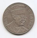 Zair 20 Makuta 1976 -  Mobutu Sese Seko, 31 mm, KM-8, Africa