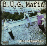 Vand cd BUG Mafia-De Cartier,original,fara coperta spate, cat music