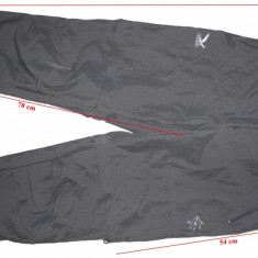 Pantaloni 2 in 1 trekking Salewa, Dura Stretch, dama, marimea 42(L)