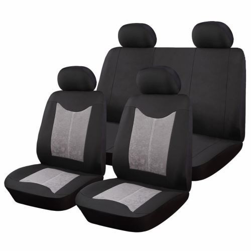 Huse Scaune Auto Daihatsu Rocky RoGroup SuedenPolyester 9 Bucati