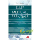 Date medicale esentiale. Ghid de buzunar ed.5 - Marc S. Sabatine