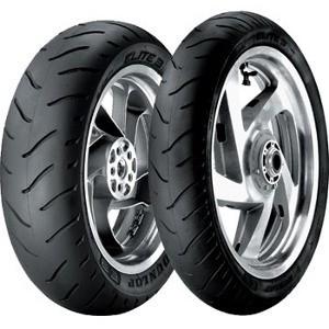 Motorcycle Tyres Dunlop Elite 3 ( 150/80 R17 TL 72H Roata fata, M/C )