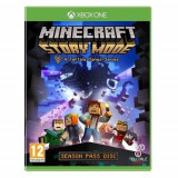 MINECRAFT Story Mode  - XBOX ONE [Second hand], Role playing, Multiplayer, 18+