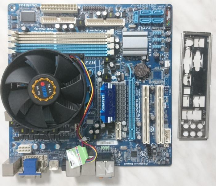 Kit Gigabyte GA-MA78LMT-US2H+Phenom II x2 555 3.2Ghz Am2+Am3 +8Gb Rami +Cooler