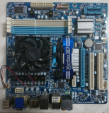 Kit Gigabyte GA-880GM-USB3 + Athlon II x2 250 AM2+Am3 3.0Ghz + 8Gb Rami+Cooler