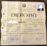 Diploma Facultate  RPR