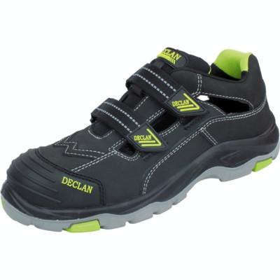 Pantofi Sandale protectie cu bombeu  si talpa captusita cu kevlar foto