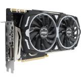 Placa video MSI GeForce GTX 1080 Ti Armor 11G OC 11GB DDR5X 352-bit