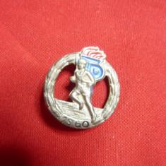 Insigna Pionier sportiv DDR - JP 1960
