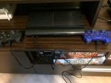Ps3 500gb + 20 jocuri