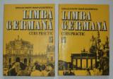 Limba germana, curs practic, Emilia Savin, Ioan Lazarescu, volumele 1 si 2, 1992