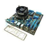 PROMO! Kit Placa de baza ASUS P7Q57-M DO + Intel Core i5-670 3.46GHz + GARANTIE!, Pentru INTEL, 1156, DDR 3