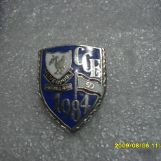 Insigna     Dinamo   -  Liverpool