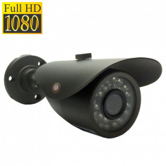 Camera bullet FullHD AHD/HDTVI/HDCVI,Sony 2.0MP,IR 20m,Lentila 3.6mm