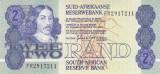 Bancnota Africa de Sud 2 Rand (1983-90) - P118d UNC