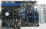 Placa de Baza MSI 870-G45 MS-7599 Am3 ver.2.1 + Cooler