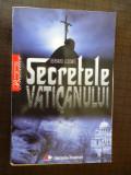 Carte  Secretele  Vaticanului