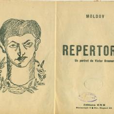 Repertoriu - MOLDOV - Un portret de Victor Brauner - Avangarda