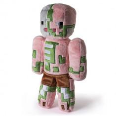 ORIGINAL Minecraft plush pack - ZOMBIE PIGMAN - 31 cm +Bratara CADOU !