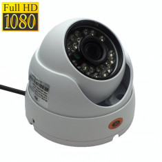 Camera dome FullHD AHD/HDTVI/HDCVI,Sony 2.0MP, IR 20m,Lentila 3.6mm