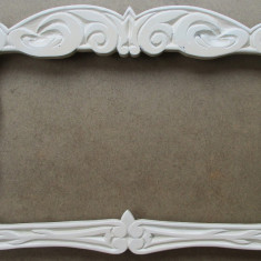 Rama oglinda Vintage sculptata manual
