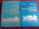ANTON BEZIRIS - TEORIA SI TEHNICA TRANSPORTULUI MARITIM 2 VOL
