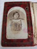 Carnet de identitate pentru invalizi, orfani si vaduve CFR perioada interbelica, Romania 1900 - 1950, Documente
