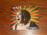 El Negro - AntiPanica, CD