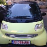 Autoturism SMART, FORTWO, Motorina/Diesel, Cabrio
