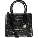 Geanta Michael Kors Dama Medium Messenger Bag Leather Top-Handle - Negru, Michael Kors