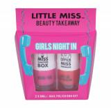 Nail Polish Little Miss Little Miss K 8ML Nail polish 8 ml + Nail polish 8 ml Lets Get Red-iculous