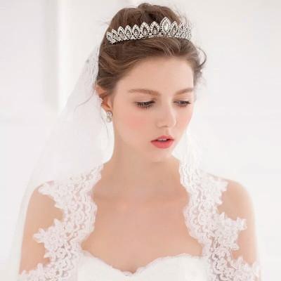 Diadema,tiara argintie foto