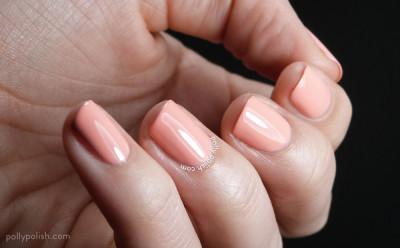 Oja Pentru Manichiura Frantuzeasca Rimmel London Brit Manicure Satin