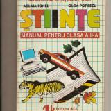Științe - manual pentru clasa a II-a, Aglaia Ionel, Clasa 2, Alte materii