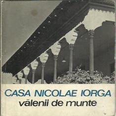 AS - N. I. Simache - CASA NICOLAE IORGA