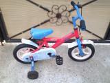 "Spider Man / bicicleta copii 12"" (2-5 ani)"