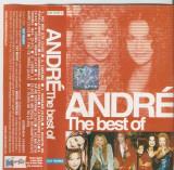 Vand caseta audio Andre-The Best Of,originala, Casete audio, cat music