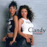 Vand cd Candy-Poveste,original, nova music
