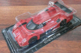 Macheta Toyota GT-ONE 1998 - DeAgostini Automobile de Vis, 1:43 (Le Mans)