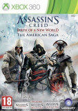 Joc consola Ubisoft Assassins Creed American Saga Xbox 360