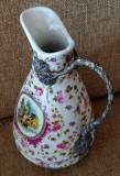 Carafa portelan nintage vaza toarta alama decor deosebit, Vaze