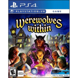Werewolves Within PS4  (PSVR Required), Actiune, 18+, Multiplayer