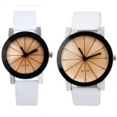 Set ceasuri de mana (barbat si dama) 2 - quartz