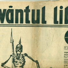 Cuvantul Liber - revista saptamanala nr.03-24.11.1934