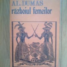n4 Razboiul Femeilor - Al. Dumas
