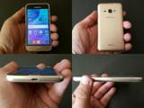 Samsung Galaxy J1 (2016), Negru, Neblocat, Single SIM