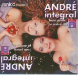 Vand cd Andre-Integral,original, cat music