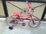 "BMX Cross / Red / bicicleta copii 16"" (6-8 ani)"